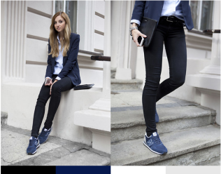 classique : http://lookbook.nu/look/5402658-New-Balance-Sneakers-H&M-Jacket-Ready-To-Go