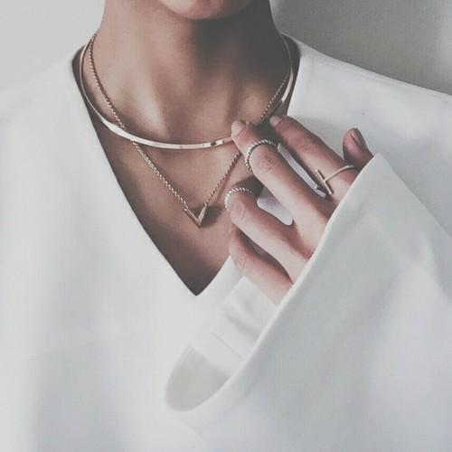 layering de bijoux